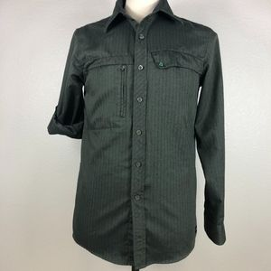 Oakley Shirts - Oakley Regular Fit Button Down w/ Pocketed Front